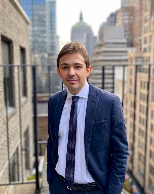 lawyer Matteo Carrera